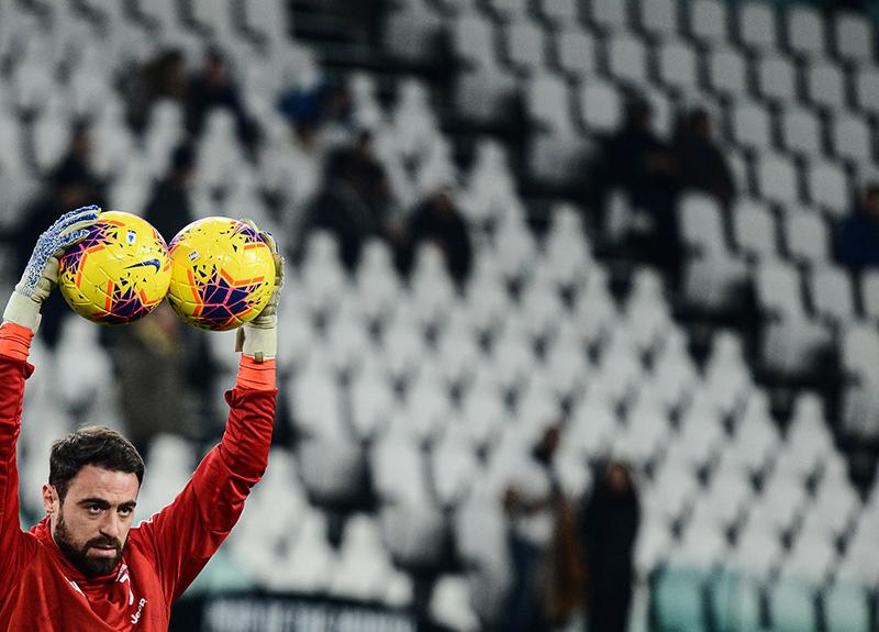 İtalya Serie A'da tüm maçlar, Coronavirüs nedeniyle Nisan ayına kadar seyircisiz!