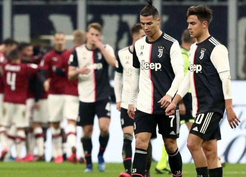 Dünyanın merakla beklediği Juventus-Milan maçı koronavirüs nedeniyle ertelendi!