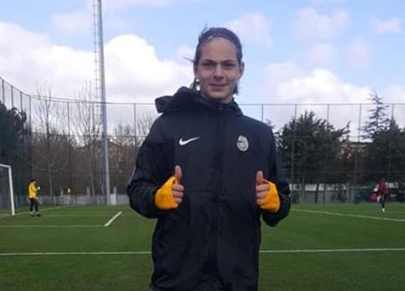 Galatasaray'dan sürpriz transfer! 15 yaşındaki oyuncusu Efe Kansız'ı kadrosuna kattı