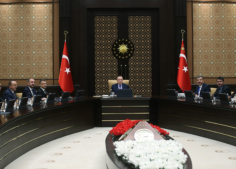 Cumhurbaşkanlığı Sözcüsü İbrahim Kalın açıkladı! Bütün spor karşılaşmaları seyircisiz oynanacak...
