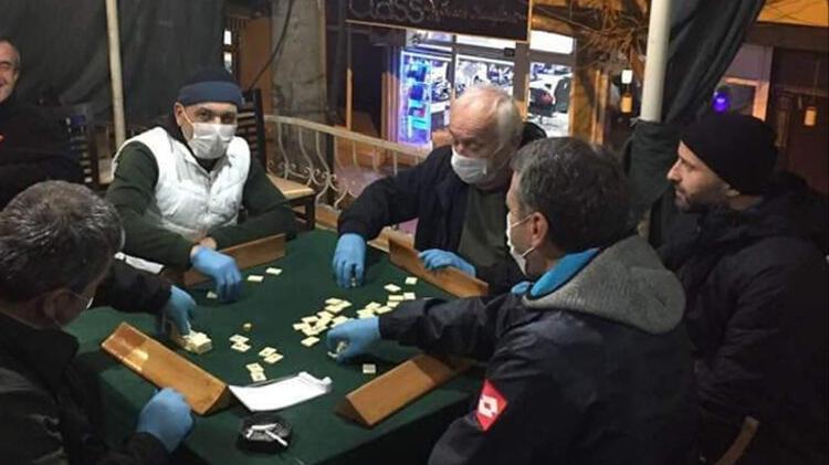 İlginç corona virüs tedbirleri... Türkiye'den kareler