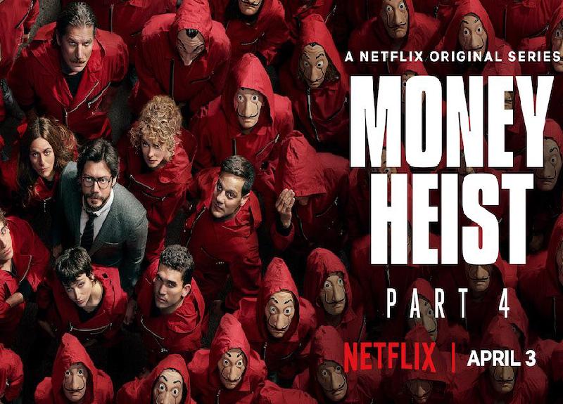 Netflix'in sevilen dizisi La Casa de Papel'in 4. sezonunda neler olacak?