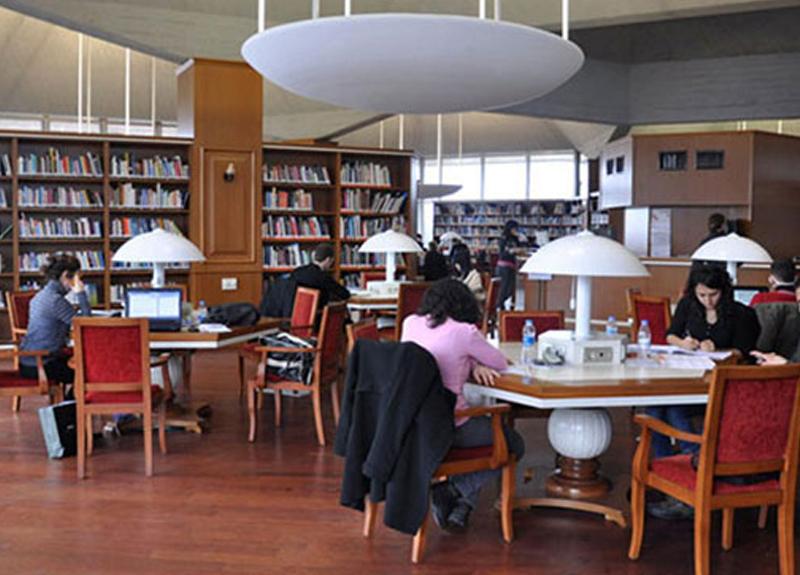 Kütüphaneler 30 Mart'a kadar kapatıldı