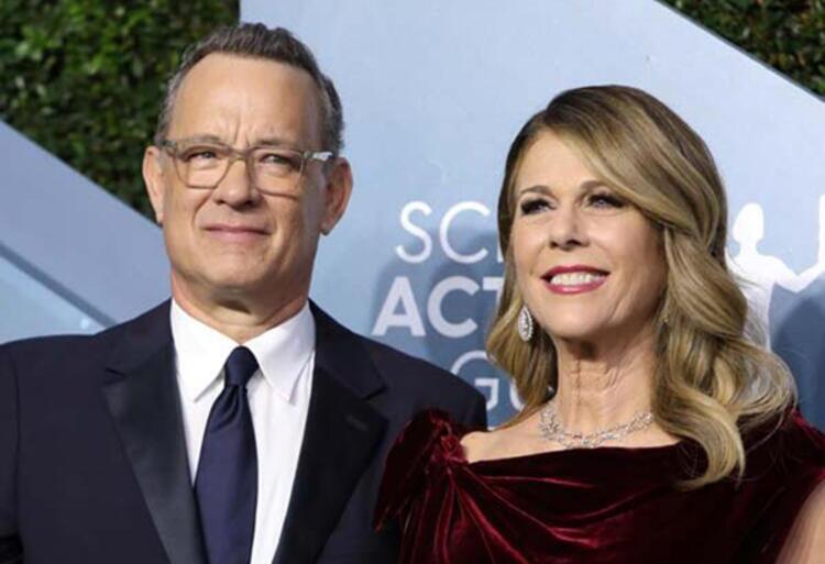 Koronavirüse yakalanan Tom Hanks'ten haber var