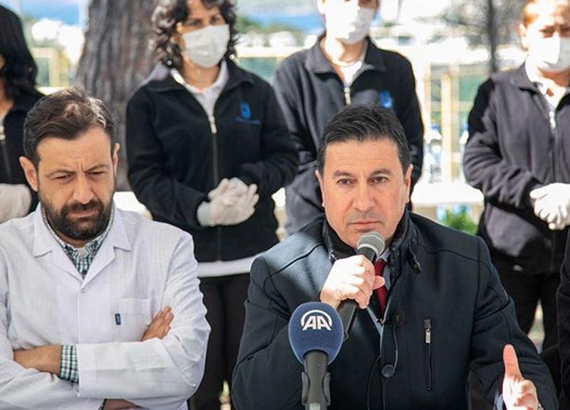 Bodrum Belediye Başkanı'ndan koronavirüs çağrısı: Bodrum'a gelmeyin