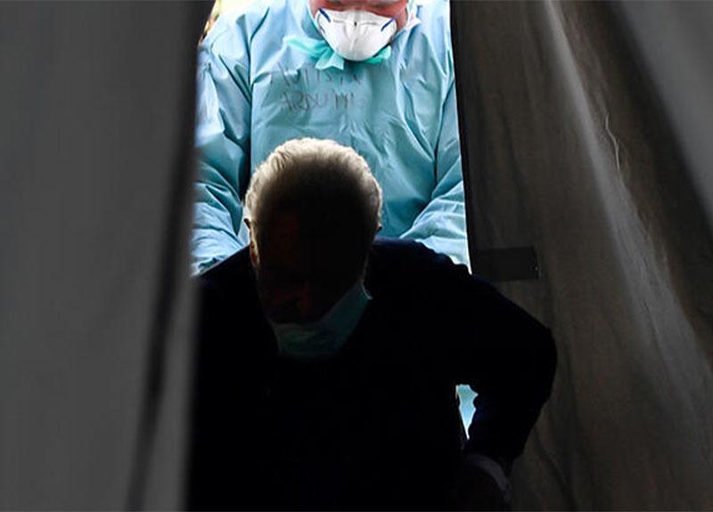 103 yaşındaki İranlı kadın koronavirüsü yendi