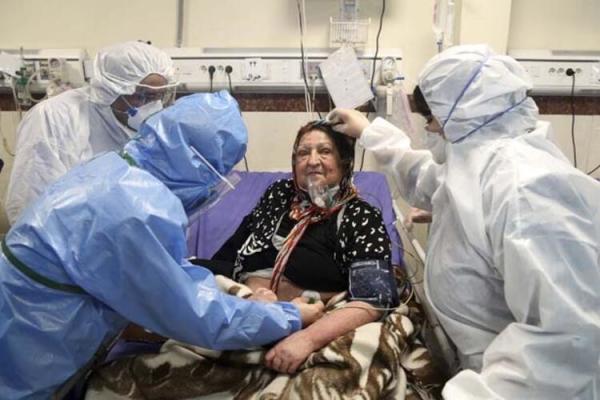 İran Sağlık Bakanlığı: 'Her 10 dakikada bir insanımız ölüyor'