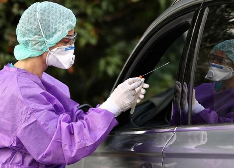 Almanya'da koronavirüs vakası 10 bini aştı