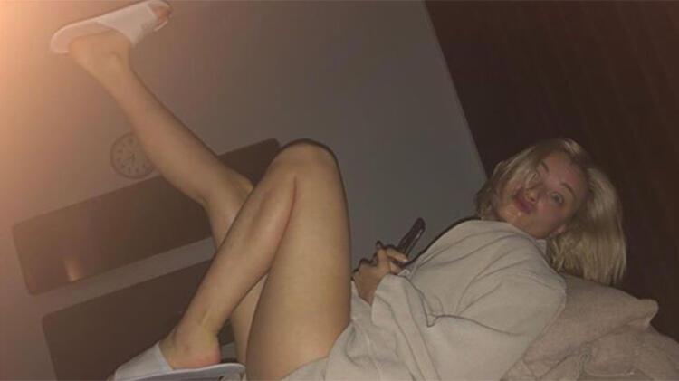 Güliz Ayla'dan 'striptiz videosu' sorusuna tepki!