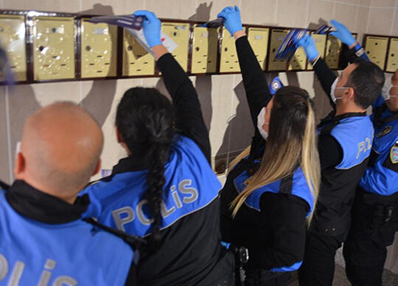 Polis, corona virüs dolandırıcılarına karşı vatandaşı uyardı