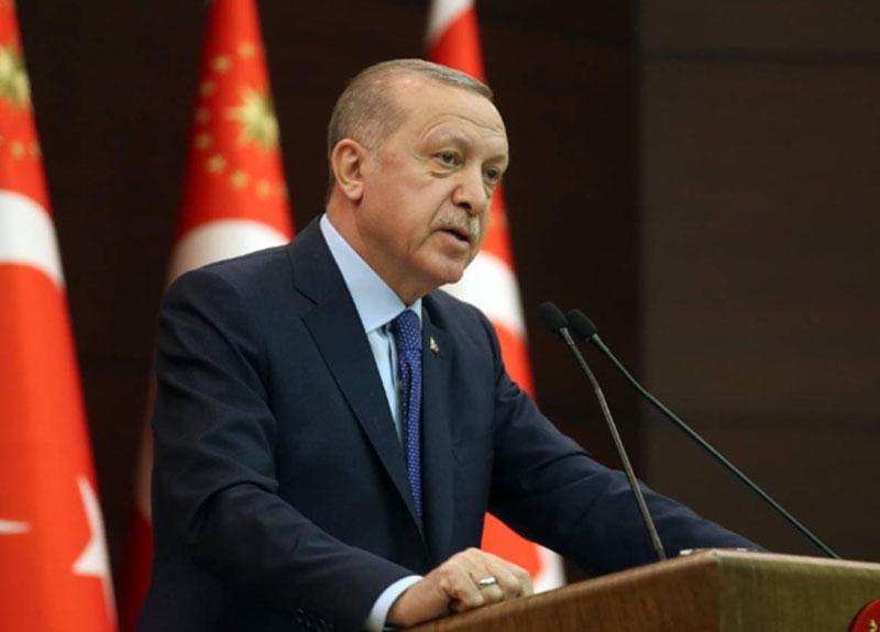 Cumhurbaşkanı Erdoğan: Devletimiz tüm kurumlarıyla görevinin başındadır