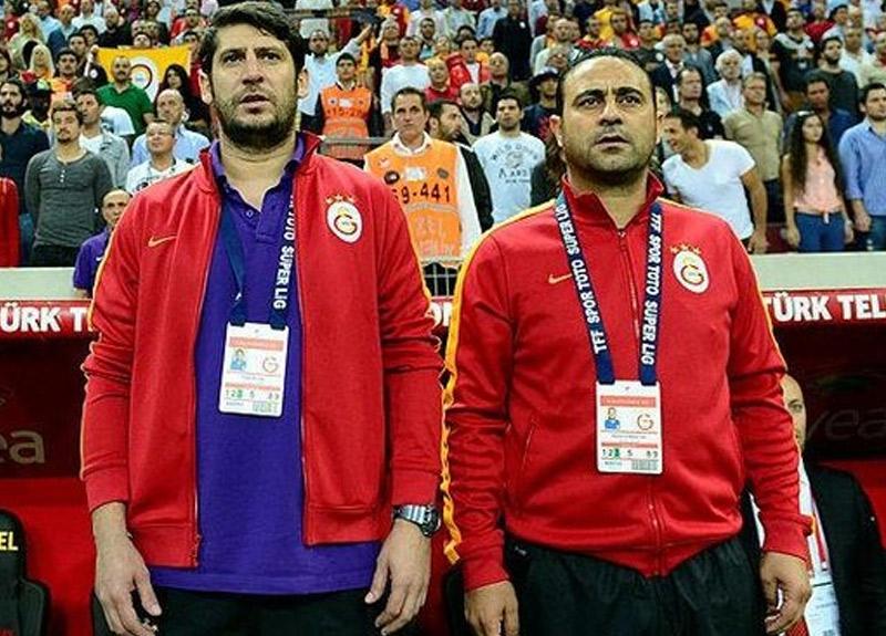 Galatasaray antrenörleri Hasan Şaş ve Ümit Davala'ya yapılan koronavirüs testleri negatif çıktı