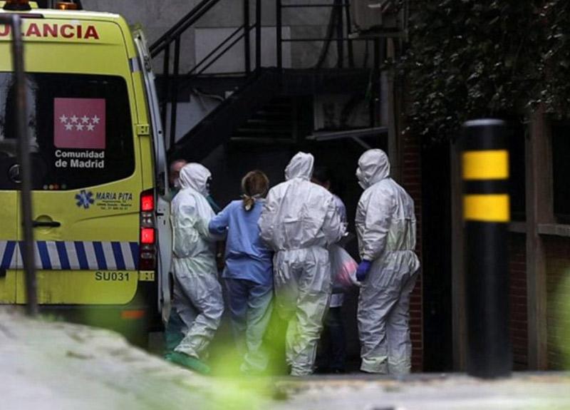 Son dakika: İspanya felaketi yaşıyor! Bir günde 462 kişi koronavirüsten hayatını kaybetti