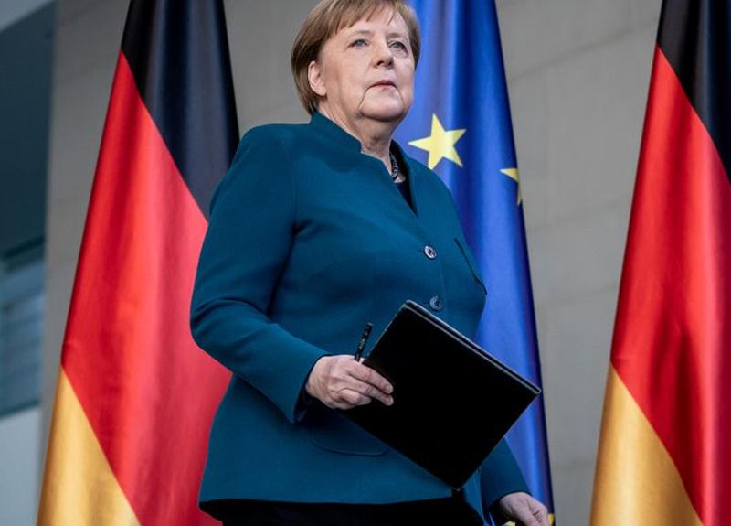 Angela Merkel'in koronavirüs testi negatif çıktı
