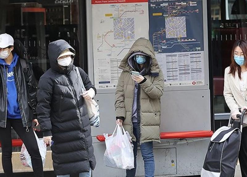 Korkutan koronavirüs araştırması: 'Seyahat kısıtlaması öncesi Wuhan'dan 7 milyon kişi ayrıldı'