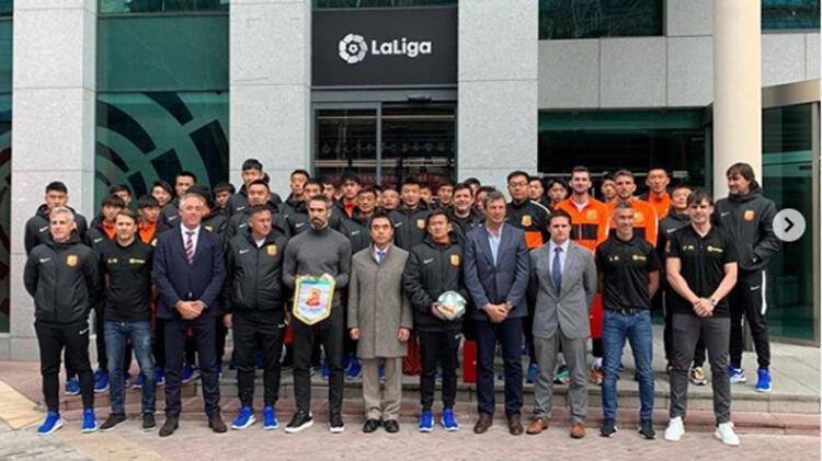 Wuhan takımı İstanbul'da ortaya çıktı!
