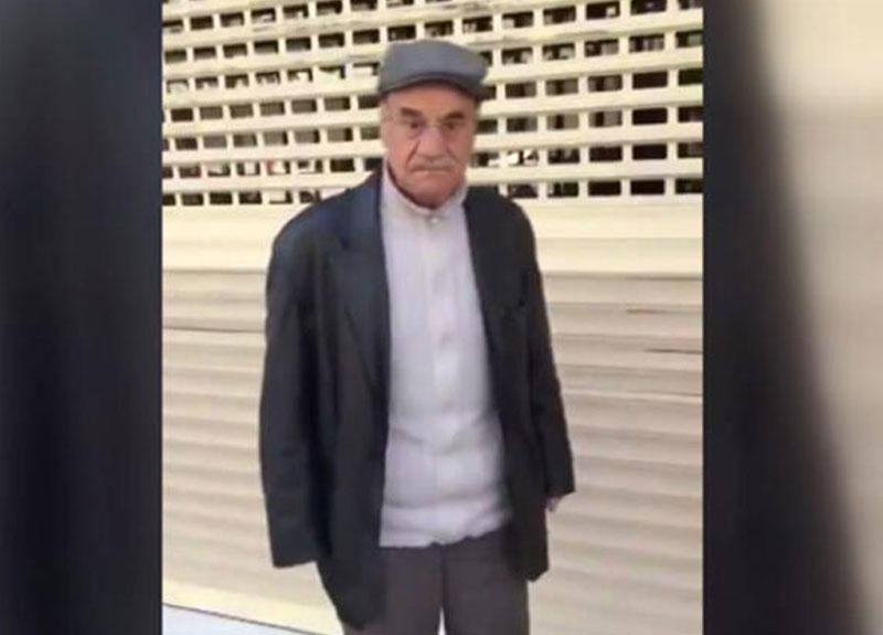 Yaşlı vatandaşın görüntülerini çekmişlerdi! Ankara 1. Sulh Ceza Hakimliği cezasını açıkladı!