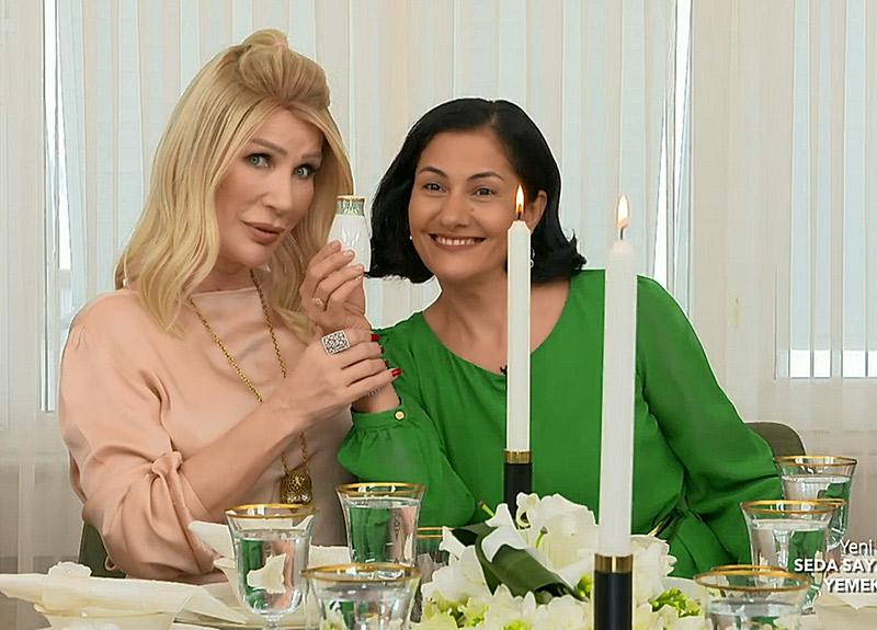 24 Mart 2020 Seda Sayan ile Yemekteyiz 2. günün puanlaması: Yemekteyiz'de Sevda hanım kaç puan aldı?