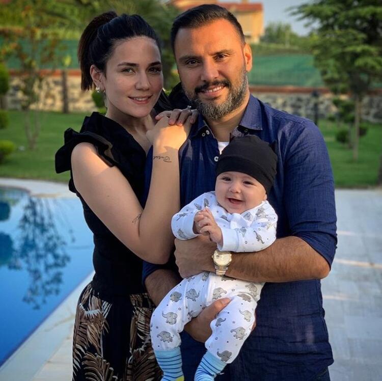 Alişan eşi Buse Varol'un doğum gününü kutladı