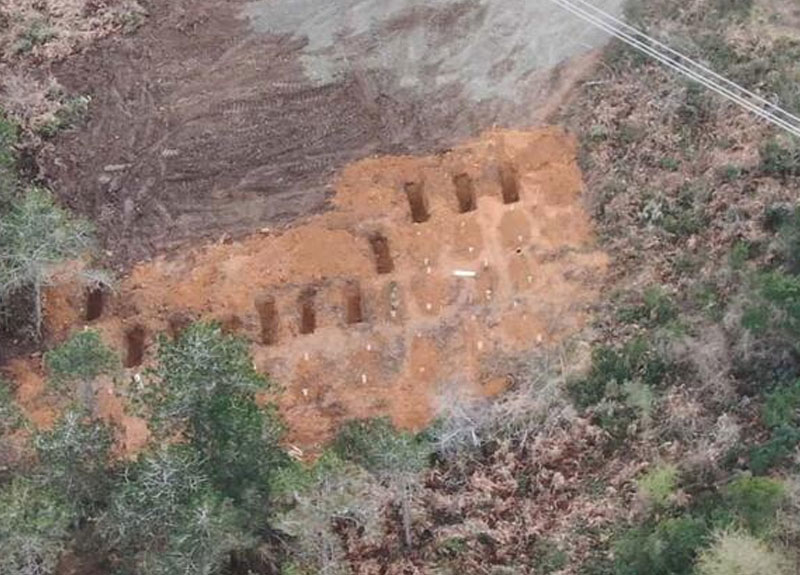 Beykoz'da 'Corona virüs mezarlığı' tartışması