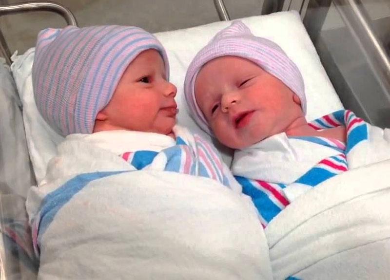 Hindistan'da yeni doğan ikiz bebeklere 'Covid' ve 'Corona' ismi koydular