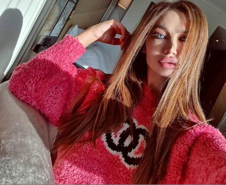Neymar'ın eski sevgilisi Soraja Vucelic'ten karantina paylaşımı!