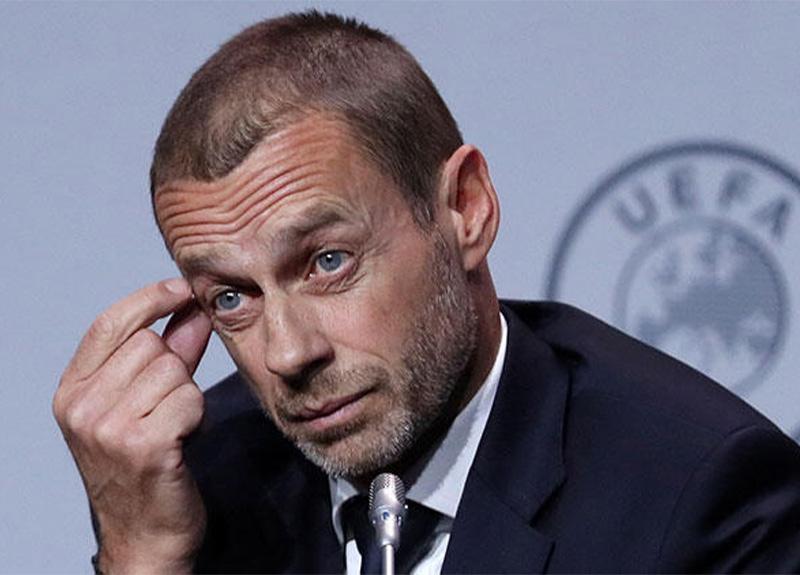 UEFA Başkanı liglerin bitiş tarihini açıkladı!