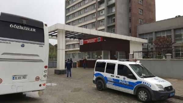 Cezayir'den tahliye edilen 450 Türk işçi, Aydın'da karantinaya alındı!