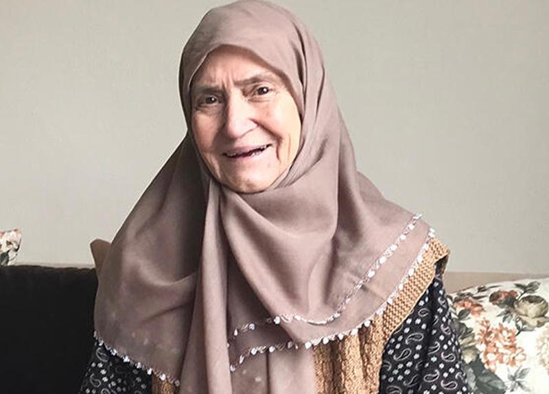 Koronavirüsü yenen 86 yaşındaki Resmiye Işık şu çağrıyı yaptı