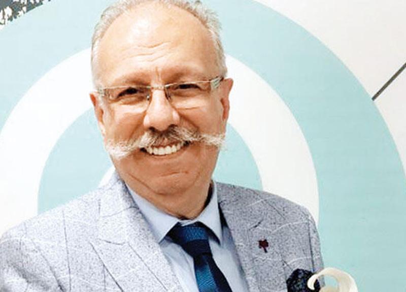 Beslenme ve 'Koruyucu Sağlık' uzmanı Prof. Dr. Oğuz Özyaral koronavirüs oldu