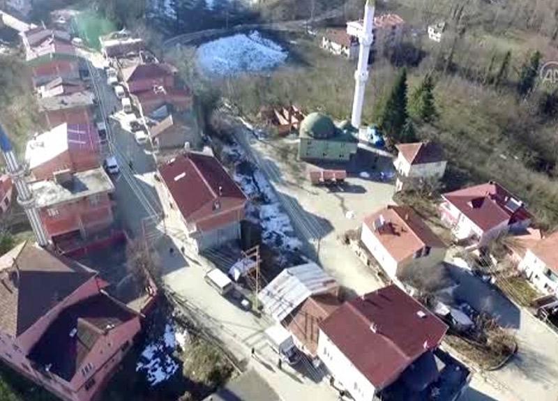 Ordu ile Samsun sınırındaki iki köyde seyahat kısıtlaması uygulanamıyor