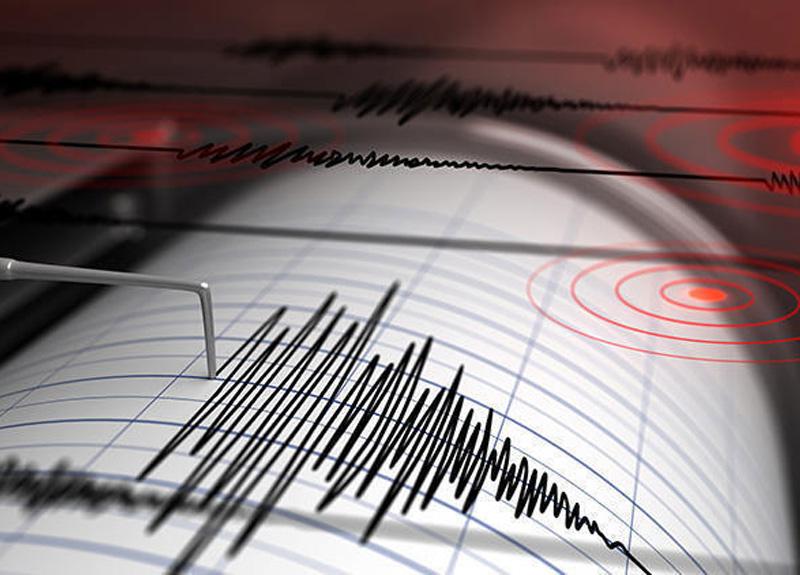 Endonezya'da 6, 1 büyüklüğünde deprem meydana geldi