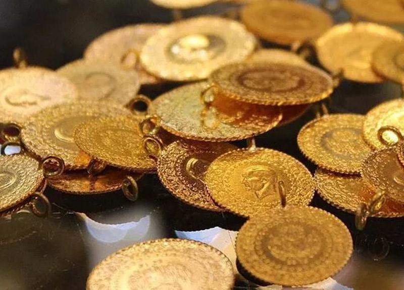Altın tarihin en yüksek seviyesinde! İşte çeyrek altın ve gram fiyatları