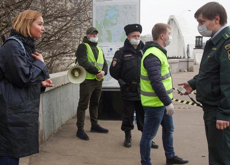 Rusya'da koronavirüs vaka sayısında yeni rekor!