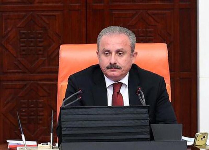 TBMM Başkanı Mustafa Şentop'tan vatandaşlara 23 Nisan çağrısı!