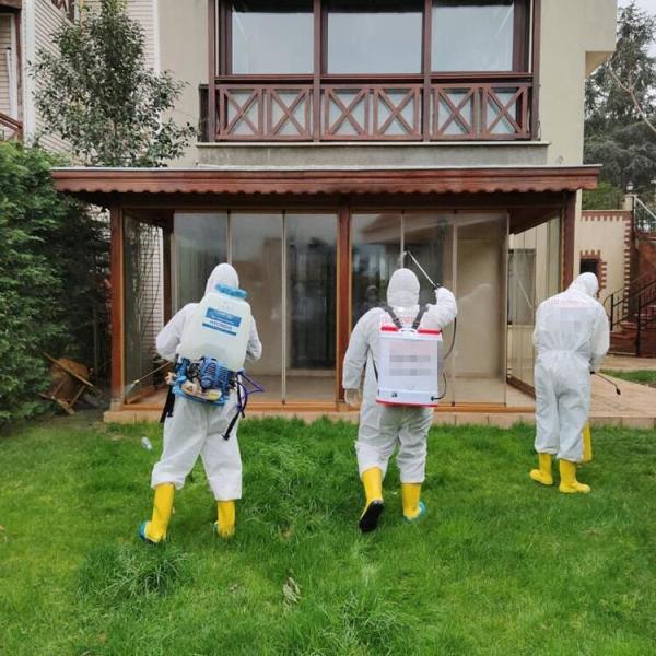 Emel Müftüoğlu'nun komşularında koronavirüs çıktı!