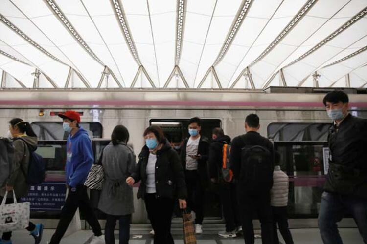 Çin'de hayat normale dönmeye başladı!