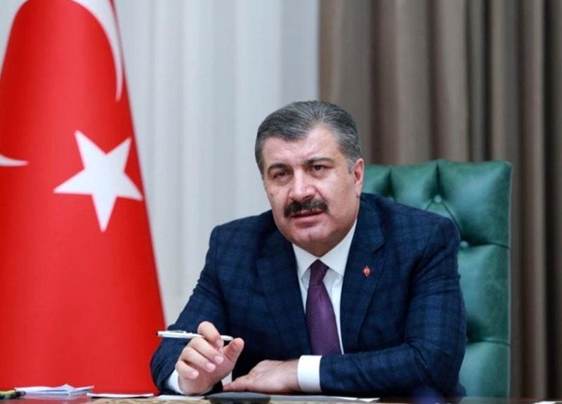 Sağlık Bakanı Fahrettin Koca: Can kaybı 725'e yükseldi