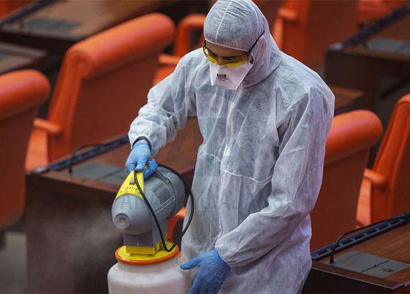 Koronavirüs tedavisi gören Meclis Hastanesi doktoru taburcu oldu!