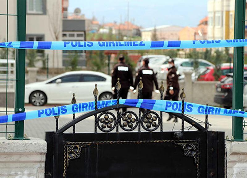 Kayseri'de bina görevlisinde koronavirüs çıktı! Apartman karantinaya alındı!