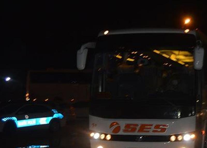 Yurt dışından gelen 511 kişi Afyonkarahisar'daki öğrenci yurduna yerleştirilildi