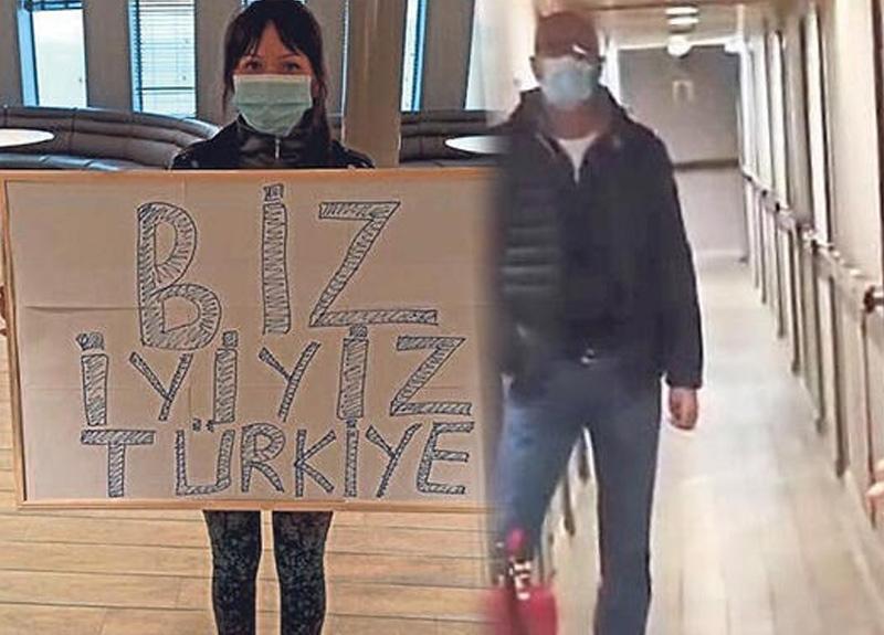 Yunanistan'da koronavirüs testleri pozitif çıktığı için karantinaya alınan 65 Türk'ten haber var