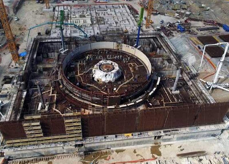 Bakan Albayrak, Akkuyu Nükleer Güç Santrali inşaatında son durumu açıkladı!