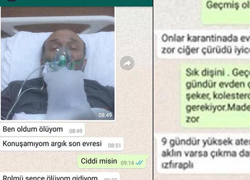 Zonguldak'ta koronavirüs sebebiyle hayatını kaybeden maden işçisini arkadaşları anlattı