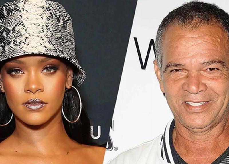Rihanna'nın babası Ronald Fenty koronavirüse yakalandı
