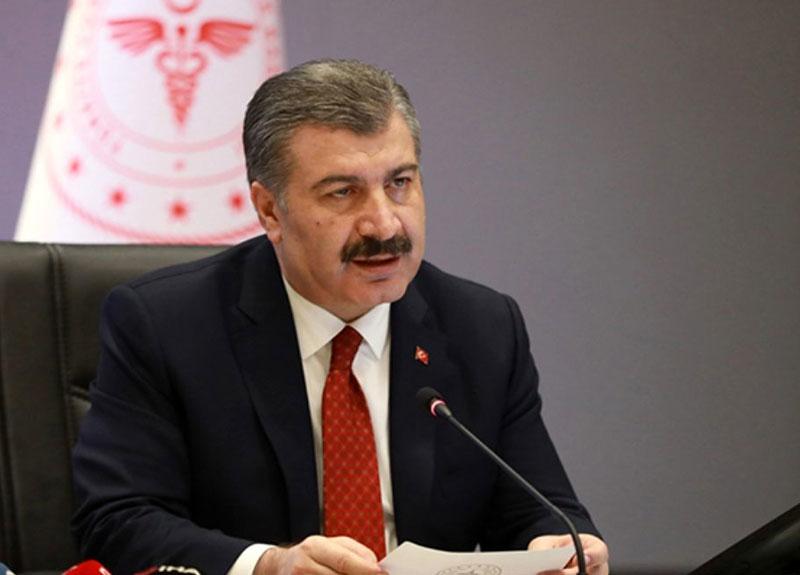 Bakan Koca: Türkiye'de can kaybı 1006'ya yükseldi