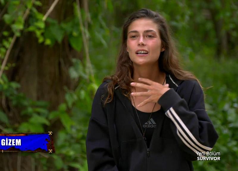 Survivor Gizem kimdir? Survivor 2020 Gönüllüler Gizem Birdan kimdir, kaç yaşında, nereli?