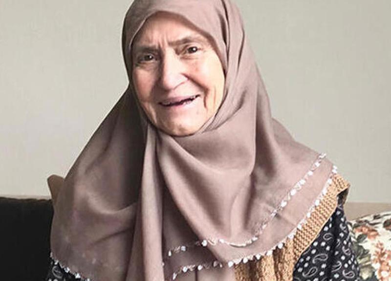 Koronavirüsü yenen 86 yaşındaki Resmiye Işık beyin kanamasından hayatını kaybetti