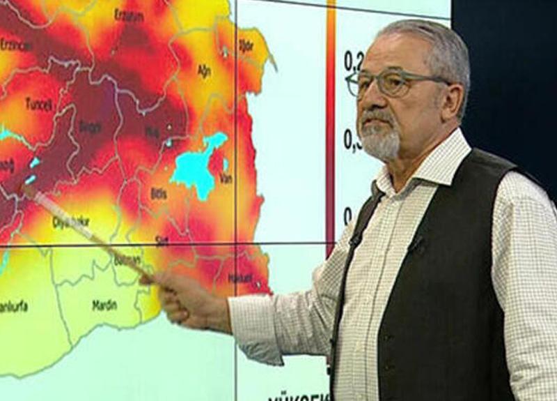 Bilim Akademisi Üyesi Prof. Dr. Naci Görür'den deprem uyarısı