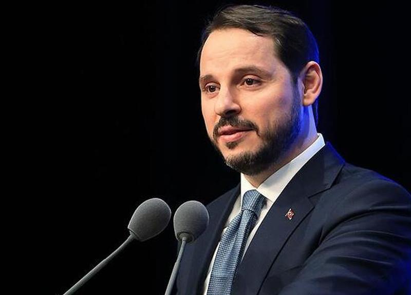 Hazine ve Maliye Bakanı Berat Albayrak: Aylık bin 170 lira destek verilecek